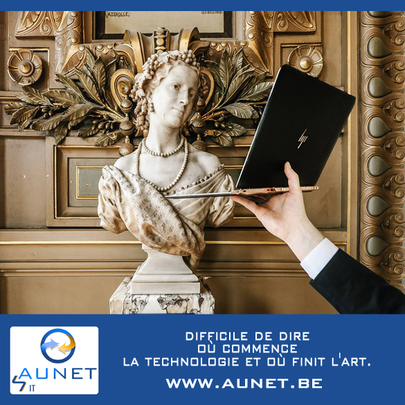 AUNET for IT