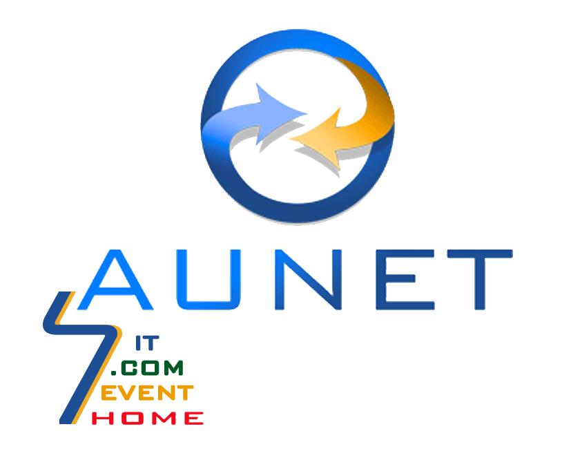 Logo AUNET